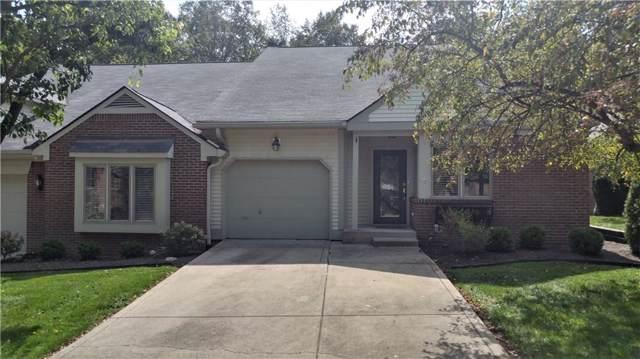 1735 Creekside Lane W, Carmel, IN 46032 (MLS #21667696) :: The Indy Property Source