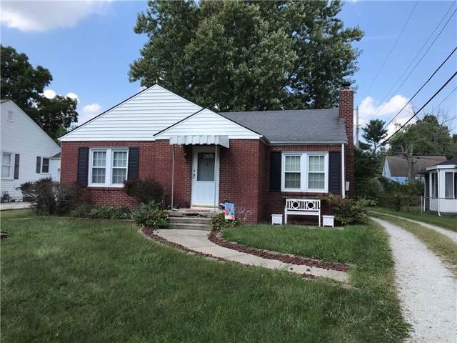 1916 Highland Avenue, Anderson, IN 46011 (MLS #21667719) :: HergGroup Indianapolis