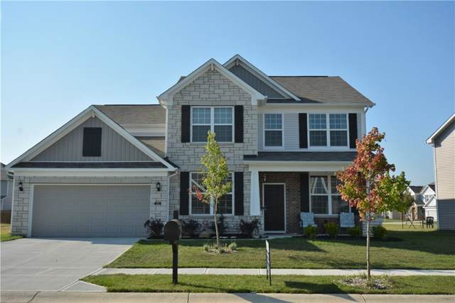 5351 Aster Drive, Plainfield, IN 46168 (MLS #21667725) :: HergGroup Indianapolis