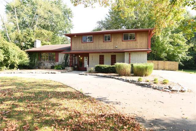2535 Will Crest Drive, Indianapolis, IN 46228 (MLS #21667765) :: Your Journey Team