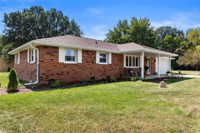 137 Kim Drive, Anderson, IN 46012 (MLS #21667767) :: AR/haus Group Realty