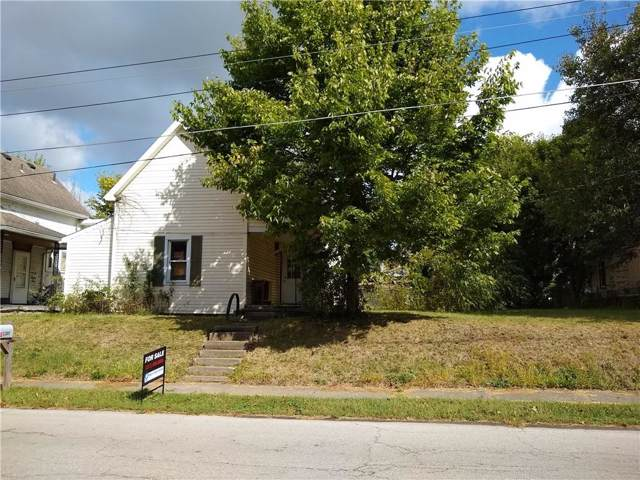 1204 W Powers Street, Muncie, IN 47305 (MLS #21667875) :: David Brenton's Team
