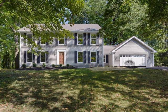 960 Tillson Drive, Zionsville, IN 46077 (MLS #21667917) :: The Star Team | RE/MAX Realty Group