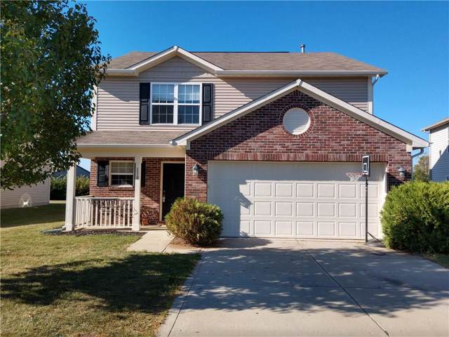 110 Rambling Road, Greenfield, IN 46140 (MLS #21668075) :: HergGroup Indianapolis