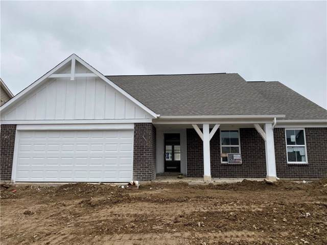 1385 Glen Canyon Drive, Greenwood, IN 46143 (MLS #21668114) :: Mike Price Realty Team - RE/MAX Centerstone