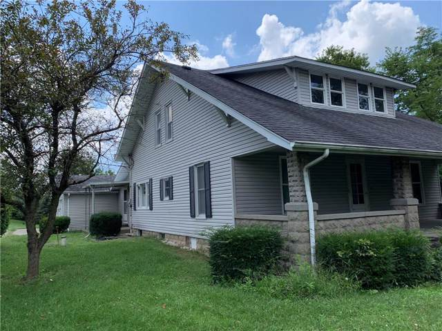469 E Us 36, New Castle, IN 47362 (MLS #21668188) :: The Star Team | RE/MAX Realty Group