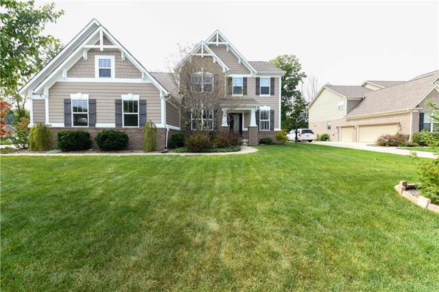 2506 Fawn Bluff Ct Court, Zionsville, IN 46077 (MLS #21668192) :: FC Tucker Company