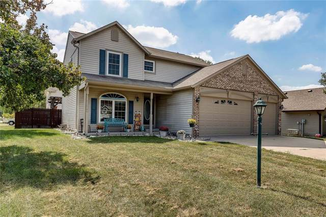 371 Pennwood Lane, Brownsburg, IN 46112 (MLS #21668647) :: The Indy Property Source