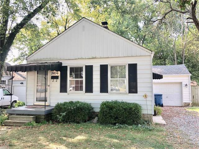 5636 N Keystone Avenue, Indianapolis, IN 46220 (MLS #21668770) :: The Indy Property Source