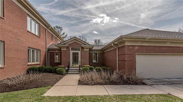 6550 Meridian Parkway 6C, Indianapolis, IN 46260 (MLS #21668797) :: Heard Real Estate Team | eXp Realty, LLC
