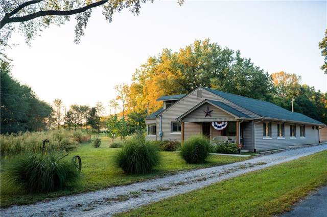 1574 State Road 252, Martinsville, IN 46151 (MLS #21668964) :: Mike Price Realty Team - RE/MAX Centerstone