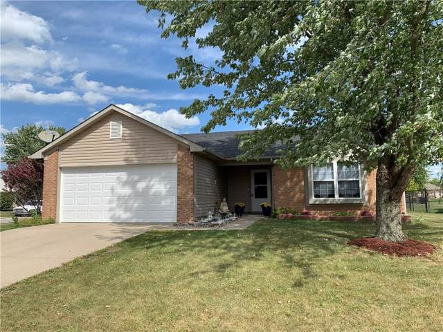 1236 Creekstone Way, Franklin, IN 46131 (MLS #21670458) :: The Indy Property Source