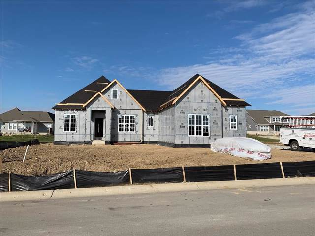 3840 Shady Lake Drive, Westfield, IN 46074 (MLS #21670562) :: AR/haus Group Realty