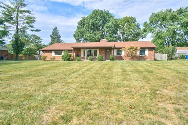 6436 Breamore Road, Indianapolis, IN 46220 (MLS #21671258) :: The Indy Property Source