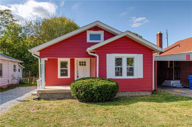 4850 N Ralston Avenue, Indianapolis, IN 46205 (MLS #21671989) :: AR/haus Group Realty