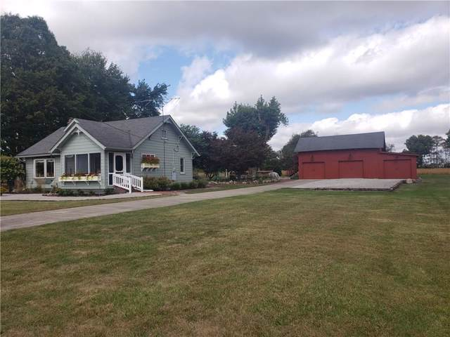 4596 E 100 S, Anderson, IN 46017 (MLS #21672822) :: Mike Price Realty Team - RE/MAX Centerstone