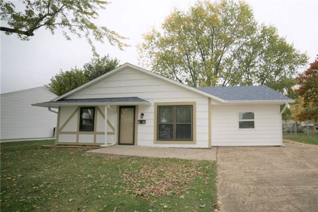 1036 Eastlawn Drive, Whiteland, IN 46184 (MLS #21672962) :: Your Journey Team