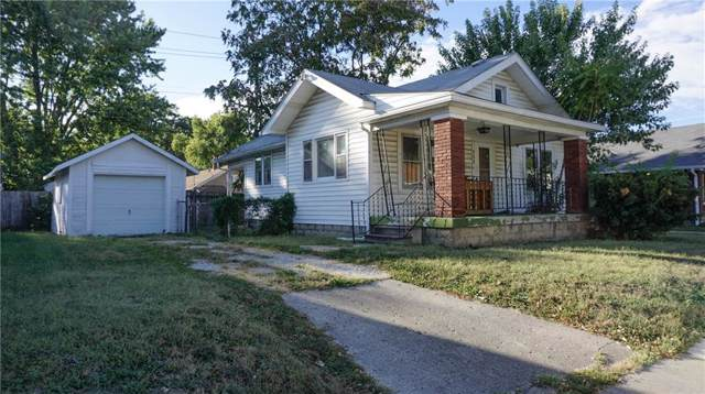 532 Carlyle Place, Indianapolis, IN 46201 (MLS #21673119) :: The Indy Property Source