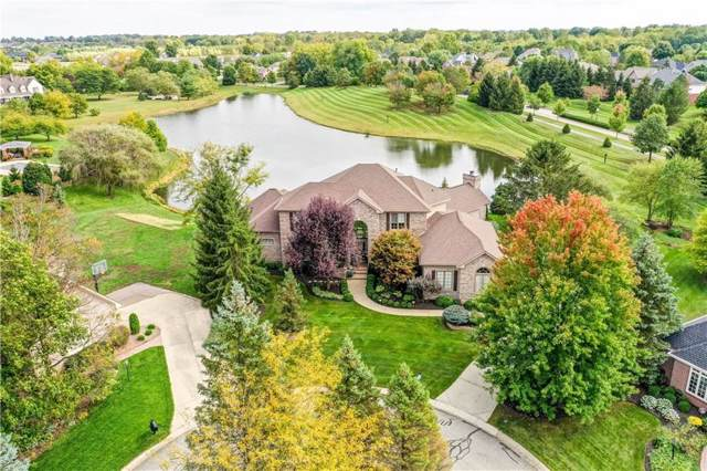 4533 Thicket Trace, Zionsville, IN 46077 (MLS #21673414) :: AR/haus Group Realty