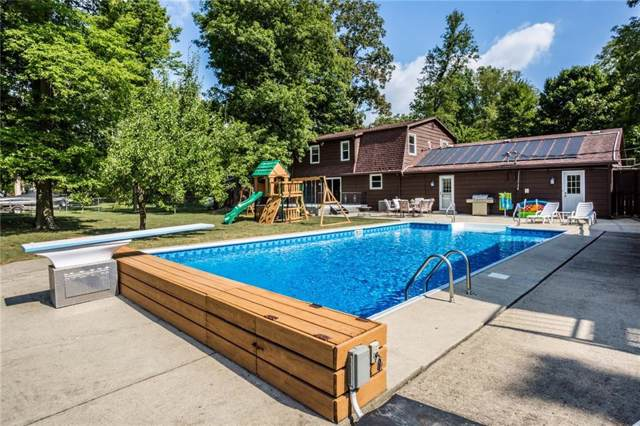 9388 N Kingbird Court, Fortville, IN 46040 (MLS #21674037) :: Mike Price Realty Team - RE/MAX Centerstone