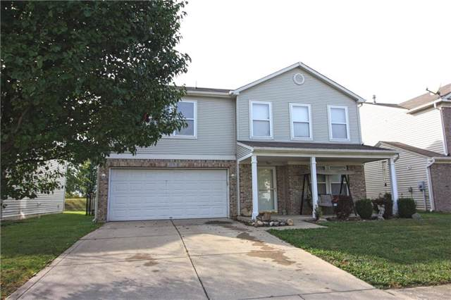 2176 Bridlewood Drive, Franklin, IN 46131 (MLS #21674109) :: Mike Price Realty Team - RE/MAX Centerstone