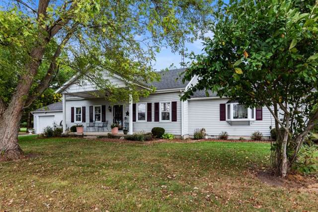 6106 W Maxville Road, Winchester, IN 47394 (MLS #21674341) :: The ORR Home Selling Team