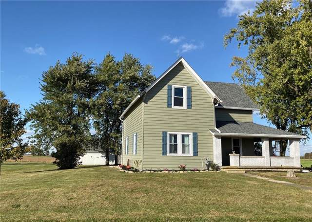 9450 W Cr 750 South, Knightstown, IN 46148 (MLS #21674899) :: Mike Price Realty Team - RE/MAX Centerstone