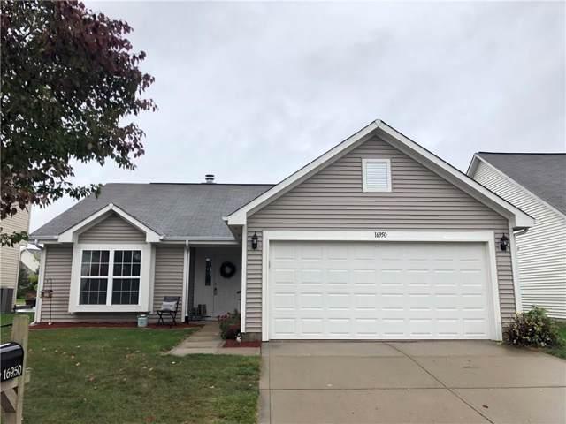 16950 Kingsbridge Boulevard, Westfield, IN 46074 (MLS #21675159) :: Heard Real Estate Team | eXp Realty, LLC