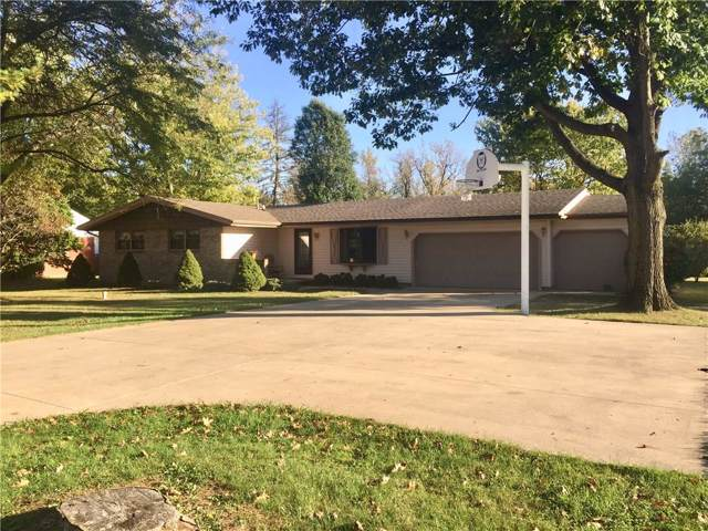 9093 W Forrest Drive, Elwood, IN 46036 (MLS #21675185) :: Mike Price Realty Team - RE/MAX Centerstone