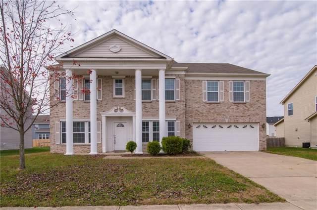 606 Timeless, Greenwood, IN 46143 (MLS #21675196) :: Heard Real Estate Team   eXp Realty, LLC