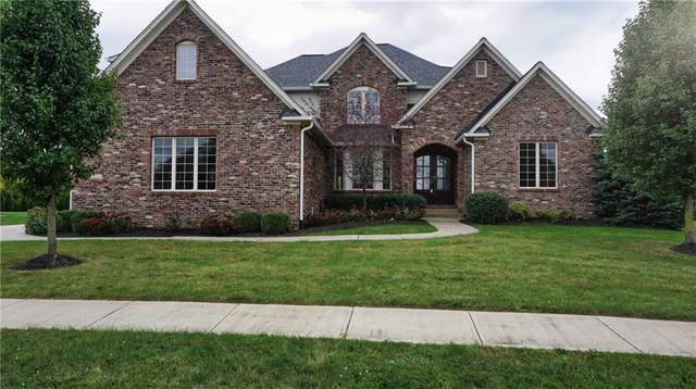 3236 Wildlife Trail, Zionsville, IN 46077 (MLS #21675316) :: The Indy Property Source