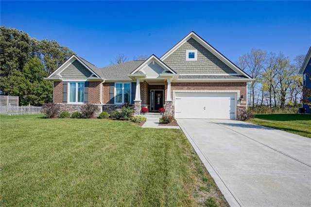 937 Miller Court, Greenfield, IN 46140 (MLS #21675368) :: Mike Price Realty Team - RE/MAX Centerstone