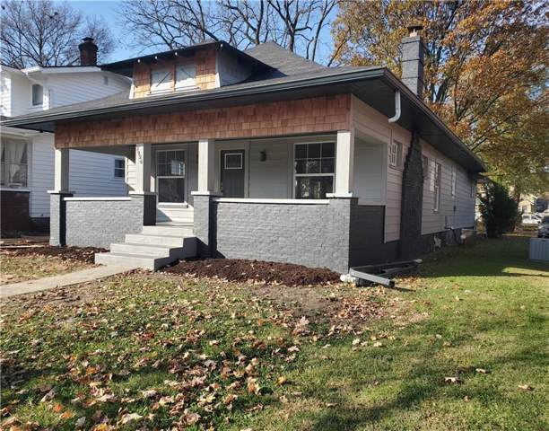 3926 Graceland Avenue, Indianapolis, IN 46208 (MLS #21675511) :: AR/haus Group Realty