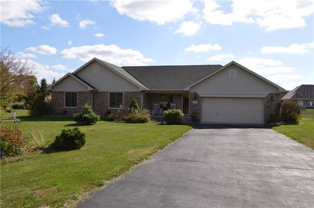 5341 E County Road 750 N, Pittsboro, IN 46167 (MLS #21675559) :: The Indy Property Source