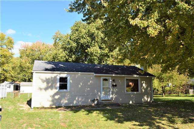 2406 E 4th Street, Anderson, IN 46012 (MLS #21675628) :: Mike Price Realty Team - RE/MAX Centerstone