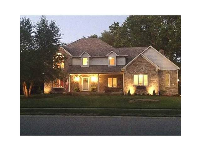 14197 Warbler Way N, Carmel, IN 46033 (MLS #21675678) :: Richwine Elite Group