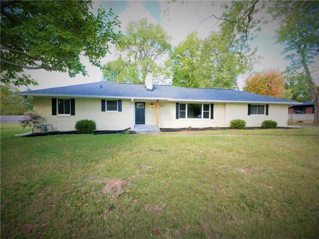 5126 Dickson Road, Indianapolis, IN 46226 (MLS #21675789) :: Richwine Elite Group