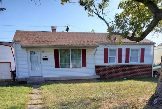 7943 E 49TH Street, Lawrence, IN 46226 (MLS #21675829) :: Mike Price Realty Team - RE/MAX Centerstone