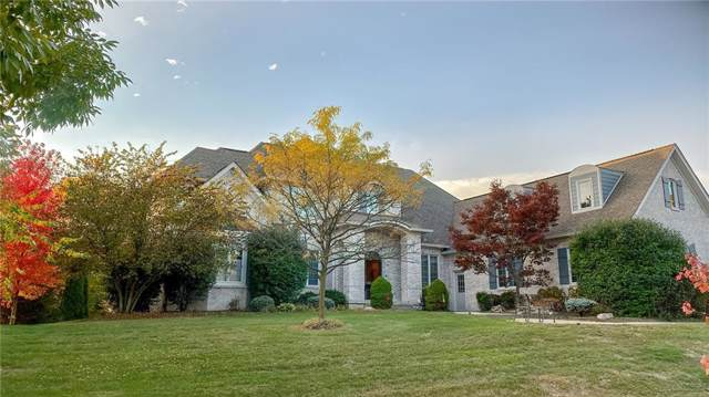 16148 Brookhollow Drive, Westfield, IN 46062 (MLS #21676764) :: Richwine Elite Group