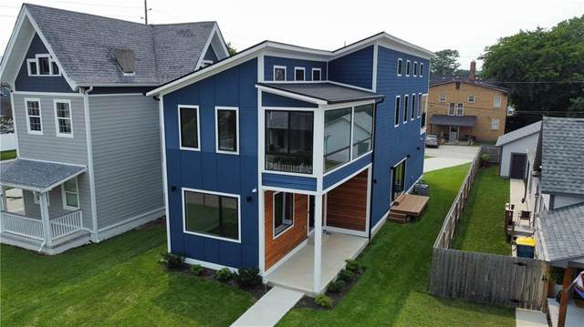 1708 Carrollton Avenue, Indianapolis, IN 46202 (MLS #21678044) :: Ferris Property Group