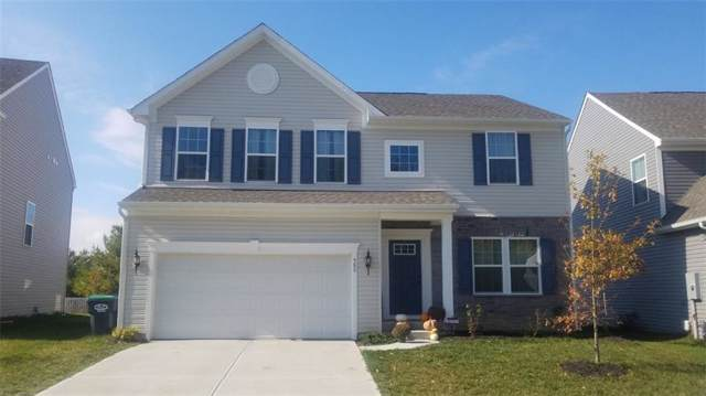 580 Dietz Drive, Greenwood, IN 46143 (MLS #21678257) :: Heard Real Estate Team   eXp Realty, LLC
