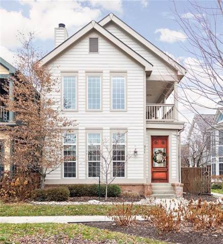 311 W Walnut Street, Indianapolis, IN 46202 (MLS #21678294) :: The Indy Property Source