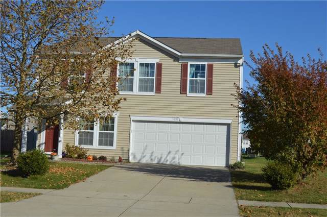 3253 Underwood Drive, Whiteland, IN 46184 (MLS #21678323) :: The Indy Property Source