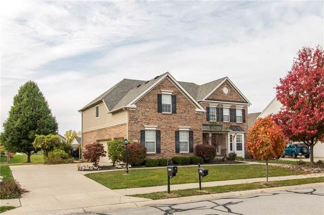 12394 Westmorland Drive, Fishers, IN 46037 (MLS #21678361) :: The Evelo Team