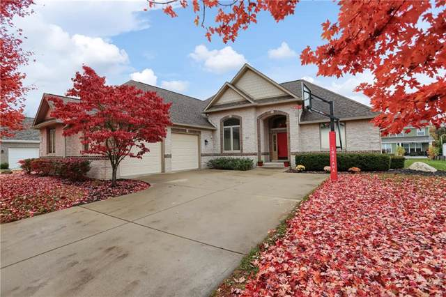 1015 Cape Coral Drive, Cicero, IN 46034 (MLS #21678739) :: Mike Price Realty Team - RE/MAX Centerstone