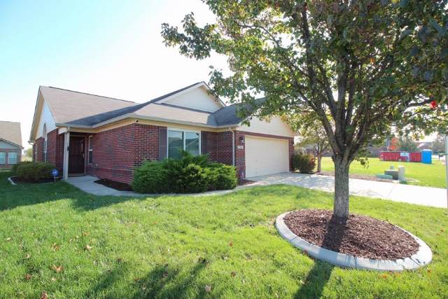 13401 N Carefree Court, Camby, IN 46113 (MLS #21678937) :: The Indy Property Source