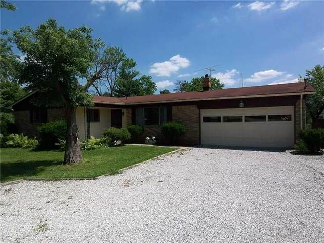 1655 W County Line Road, Greenwood, IN 46142 (MLS #21679337) :: The Indy Property Source