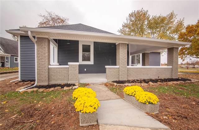 525 N Pendleton Avenue, Pendleton, IN 46064 (MLS #21679380) :: The Star Team | RE/MAX Realty Group
