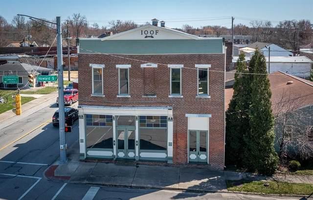 121 E Howard Street, Crothersville, IN 47229 (MLS #21679920) :: Heard Real Estate Team | eXp Realty, LLC