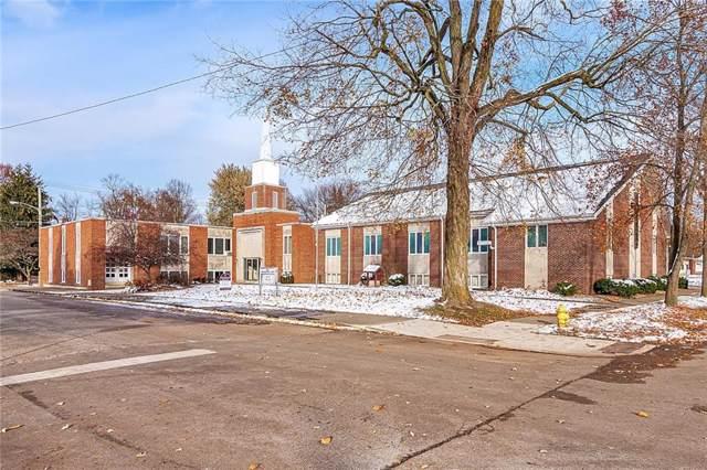 110 S Blair Street, Crawfordsville, IN 47933 (MLS #21680204) :: The ORR Home Selling Team